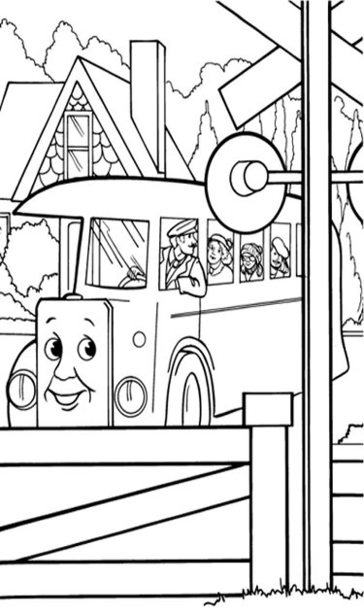 Road Way Friends - Early Childhood Education Programs Free Colouring Pictures to Print-and-Colour