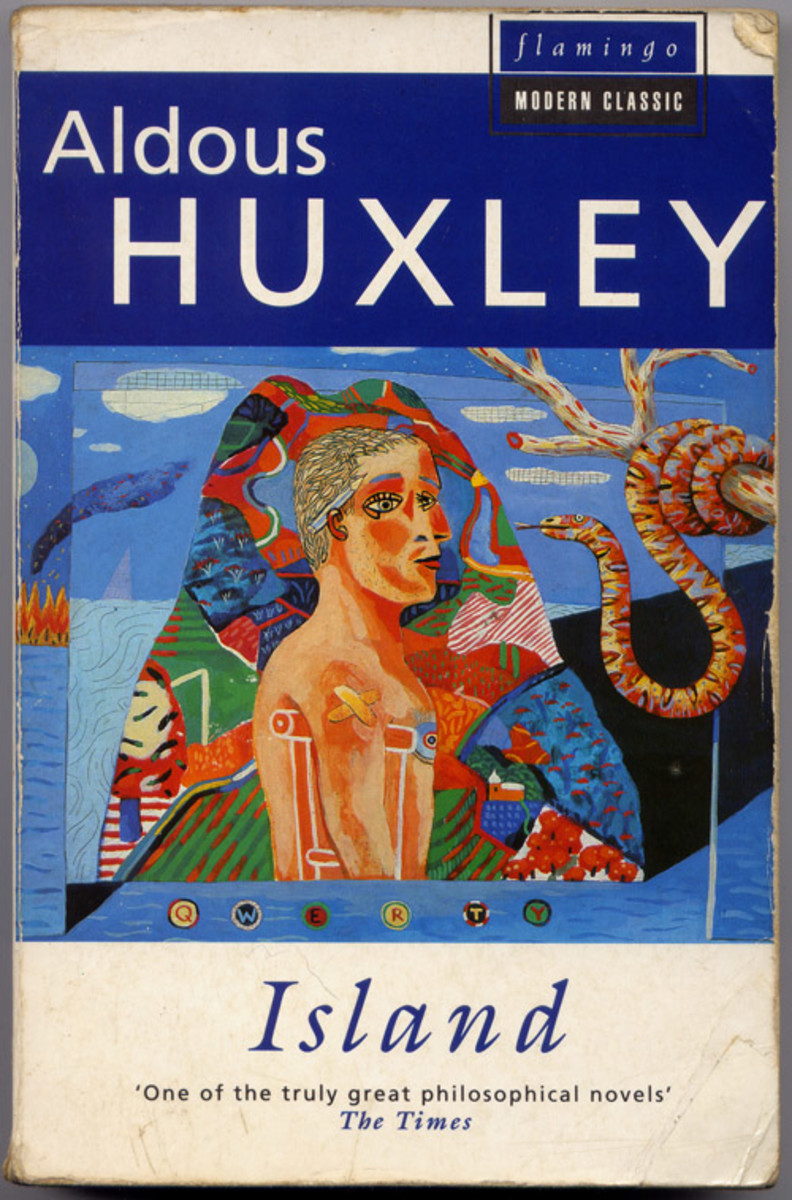 Quotes from Aldous Huxley's Island Utopia