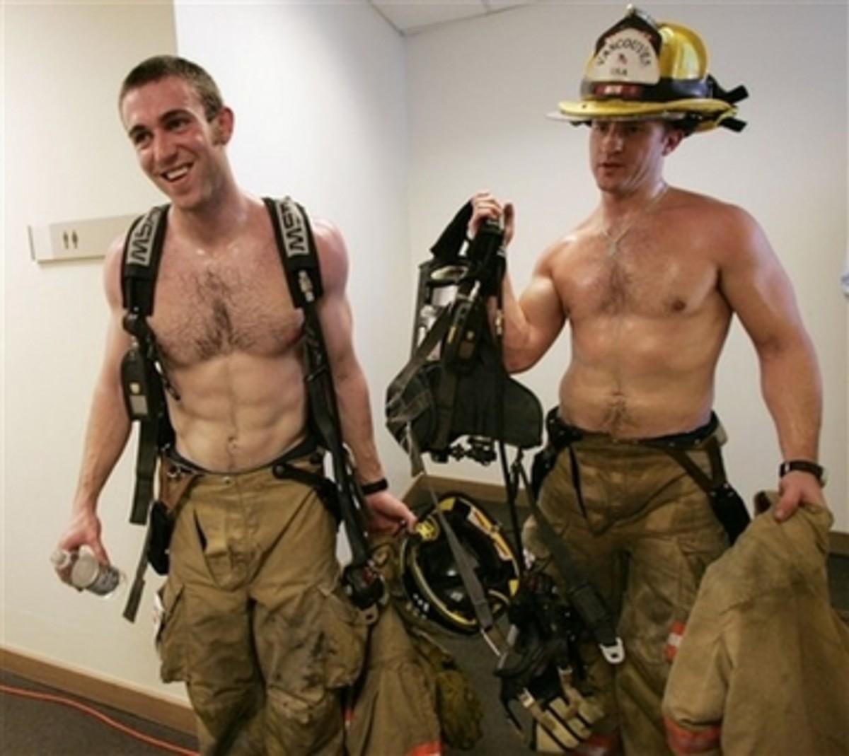 Women's Impression of Men's Fitness