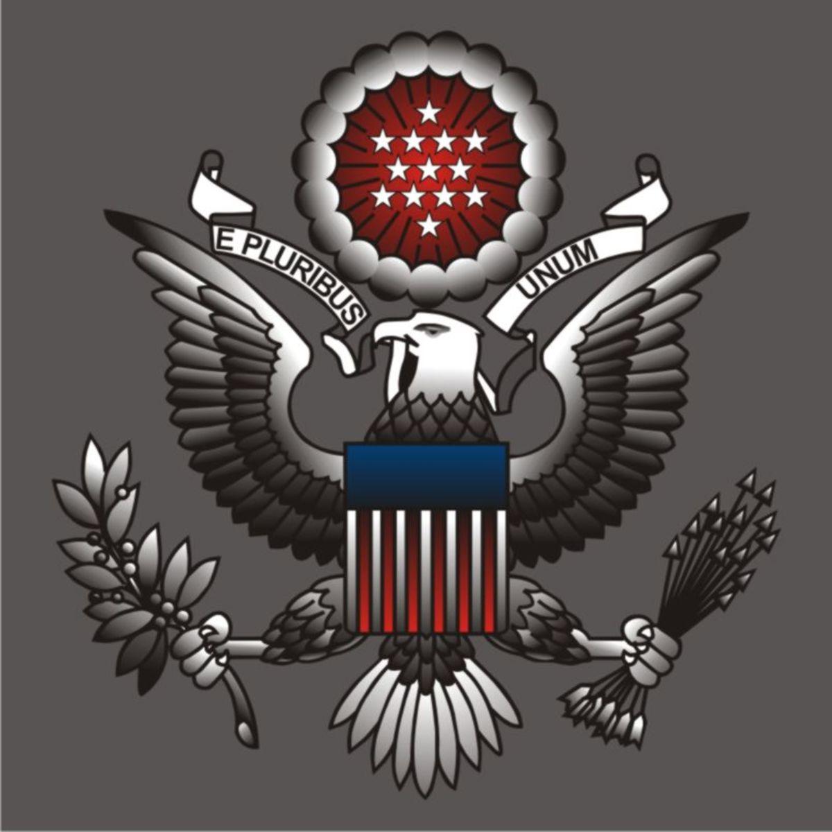 U.S. Seal 3rd variation vectored.