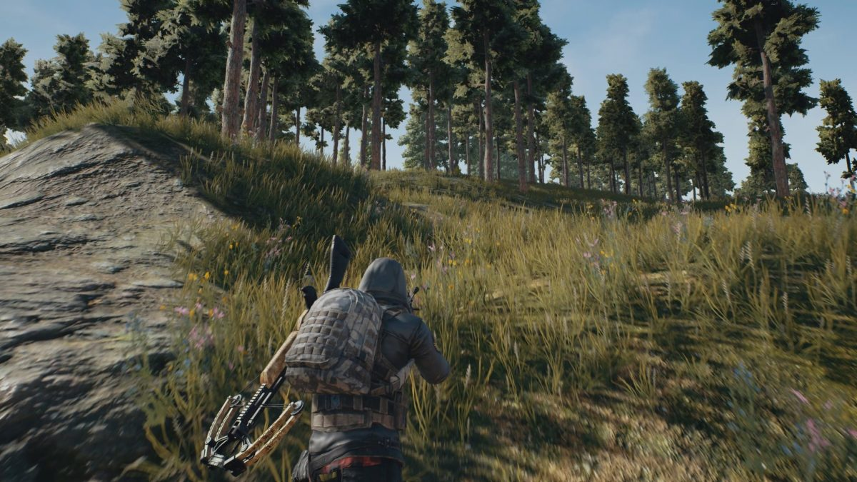 PUBG - Moving to Zone