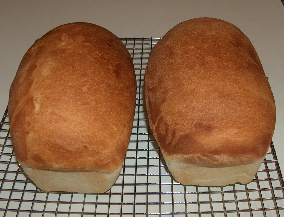 How do you make bread? Baking bread at home is easier than you think.  Perfect homemade bread every time!
