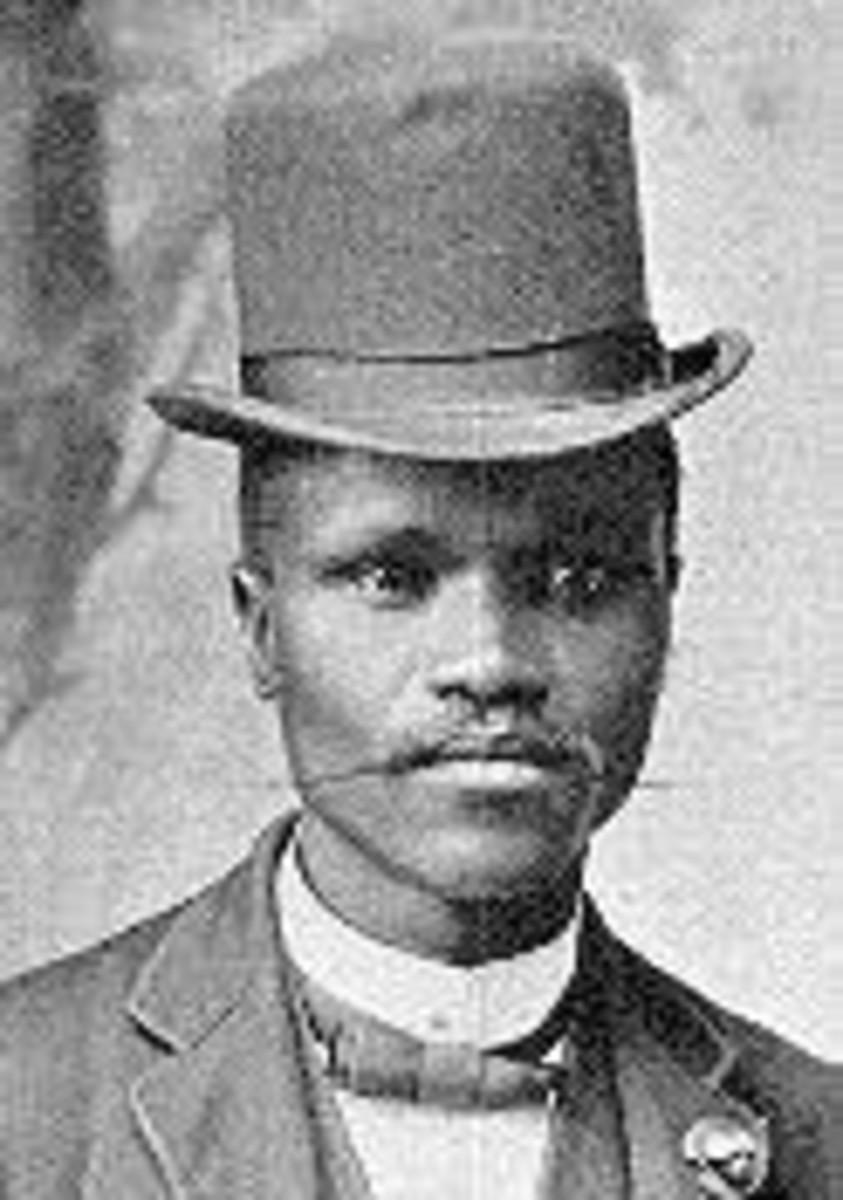 Enoch Mankayi Sontonga. Image Wikipedia