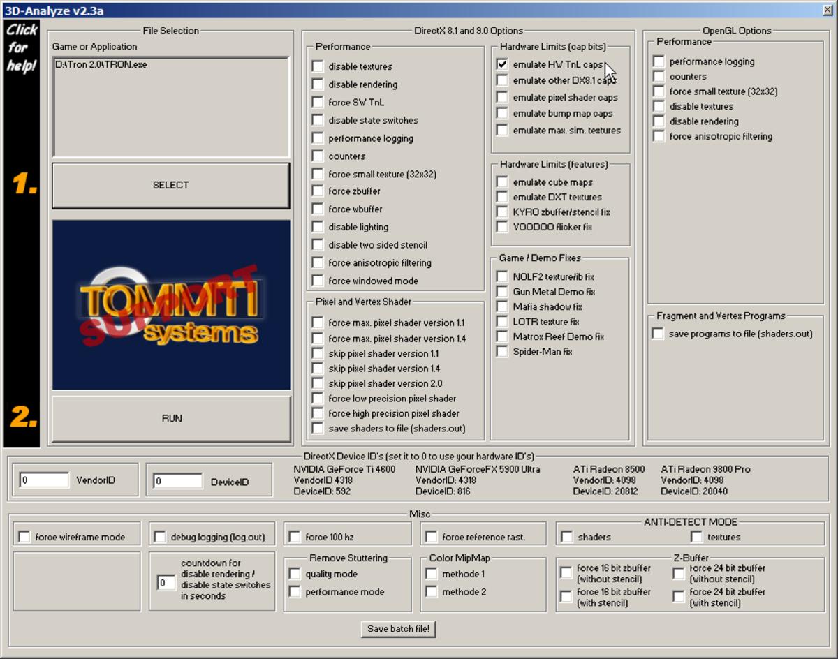 virtual og for desktop