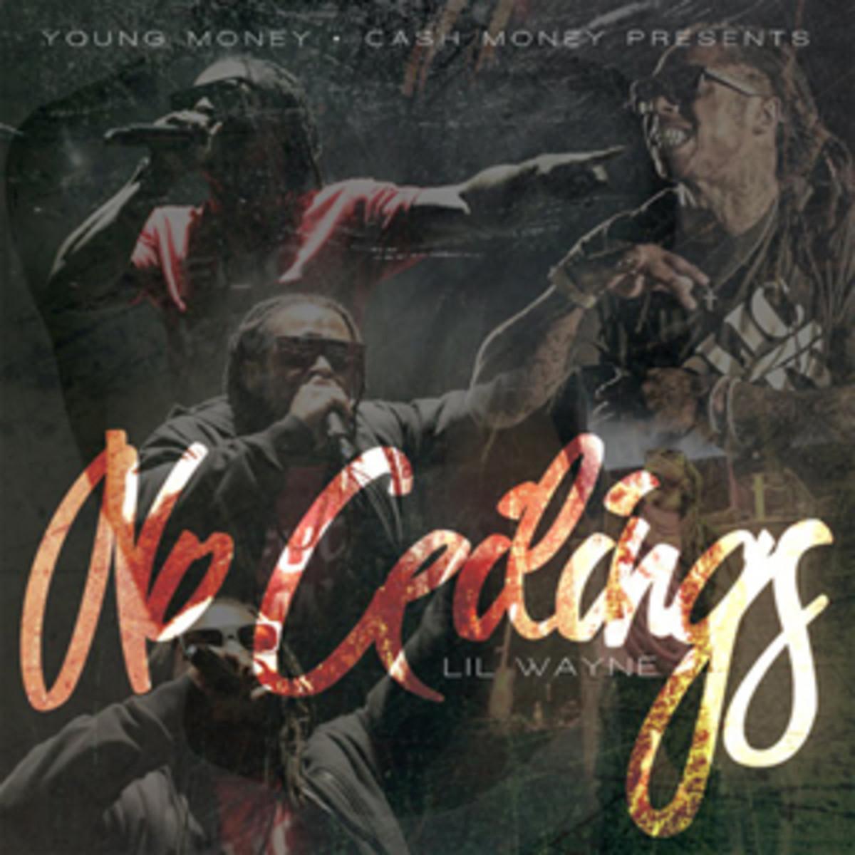 No Ceilings Mixtape Cover