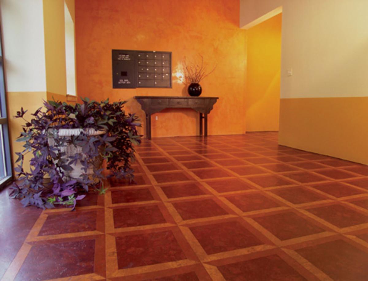 Residential Flooring: Cork Flooring