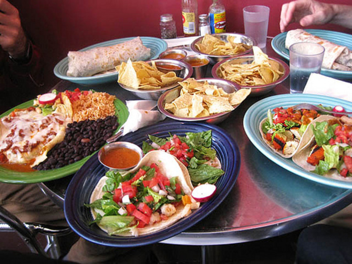 My Gastronomical Travels- Traditional Mexican Food