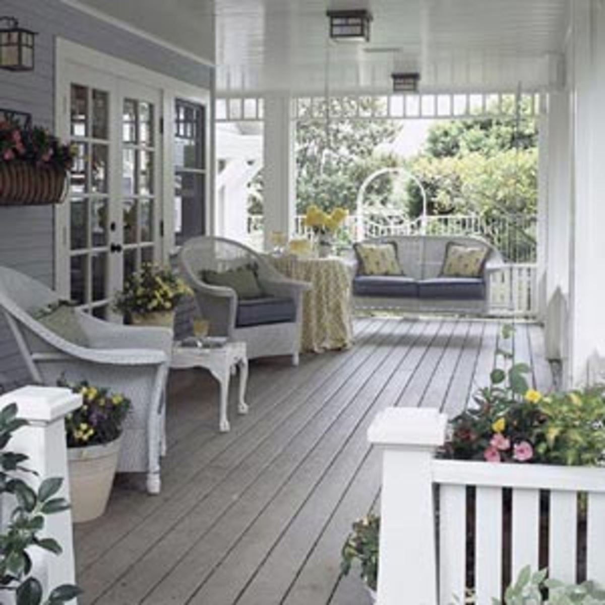 Beautiful Porch
