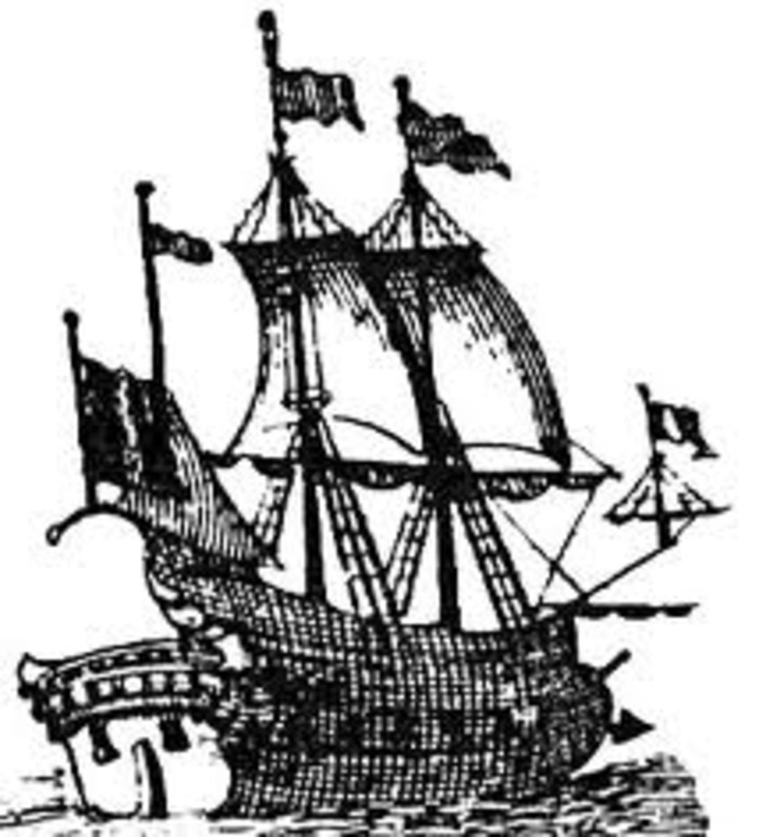 Pirate ship