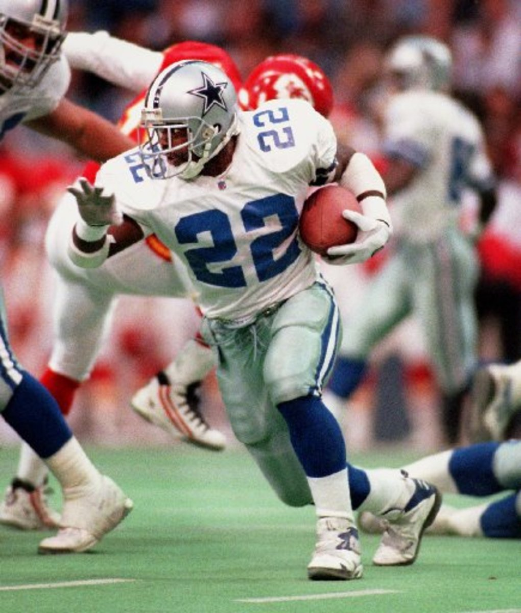 The Best Running Backs in Dallas Cowboys History