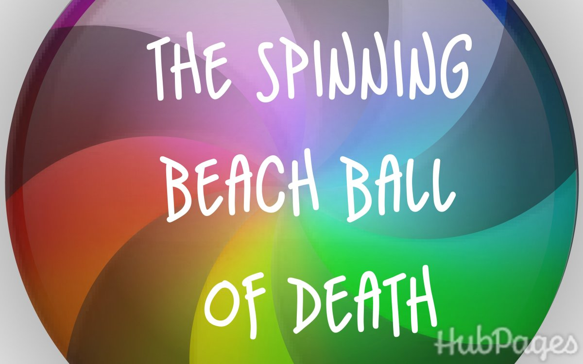 How to Stop the Mac Spinning Rainbow Beachball of Death