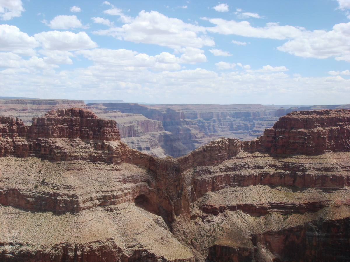 Eagle Point,Grand Canyon
