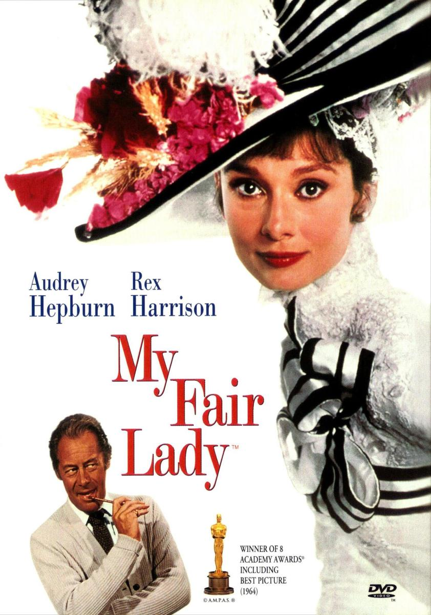 Audrey Hepburn's My Fair Lady