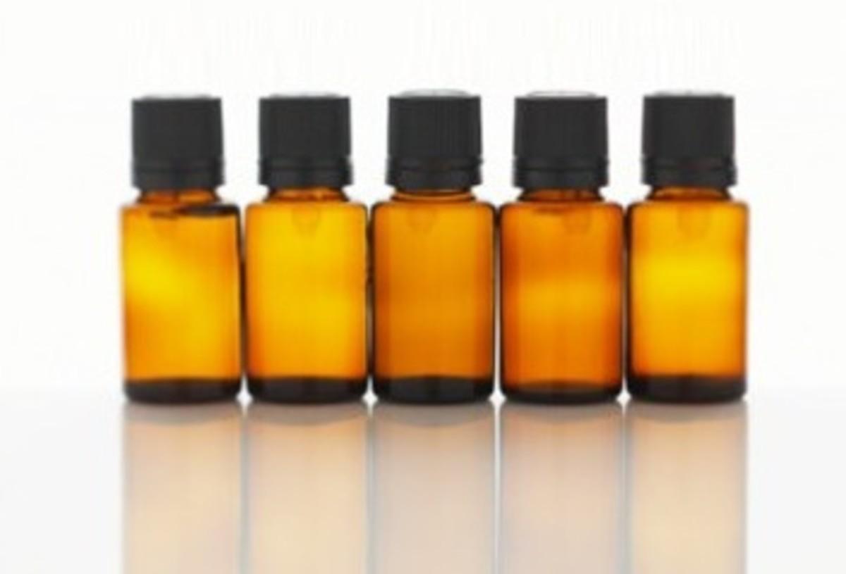 best beauty oils should be in a brown glass bottle