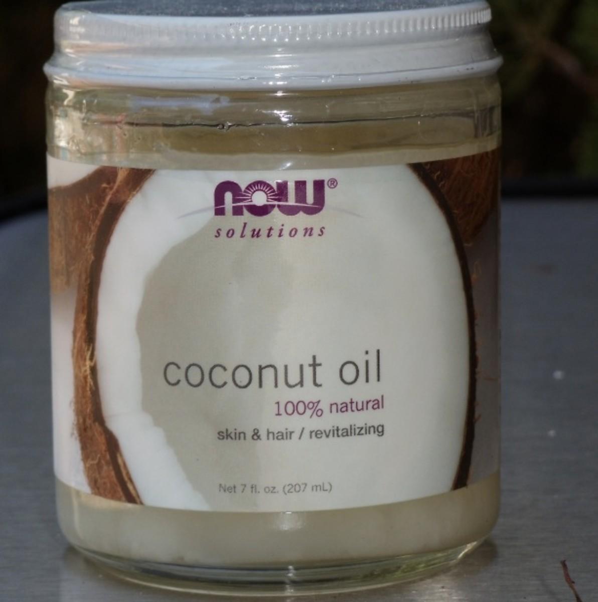 100% Natural Oil