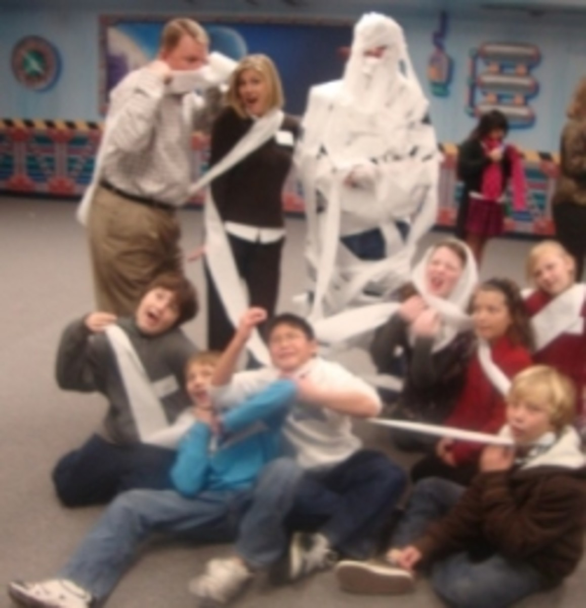 Sunday School Games and Activities - New Testament