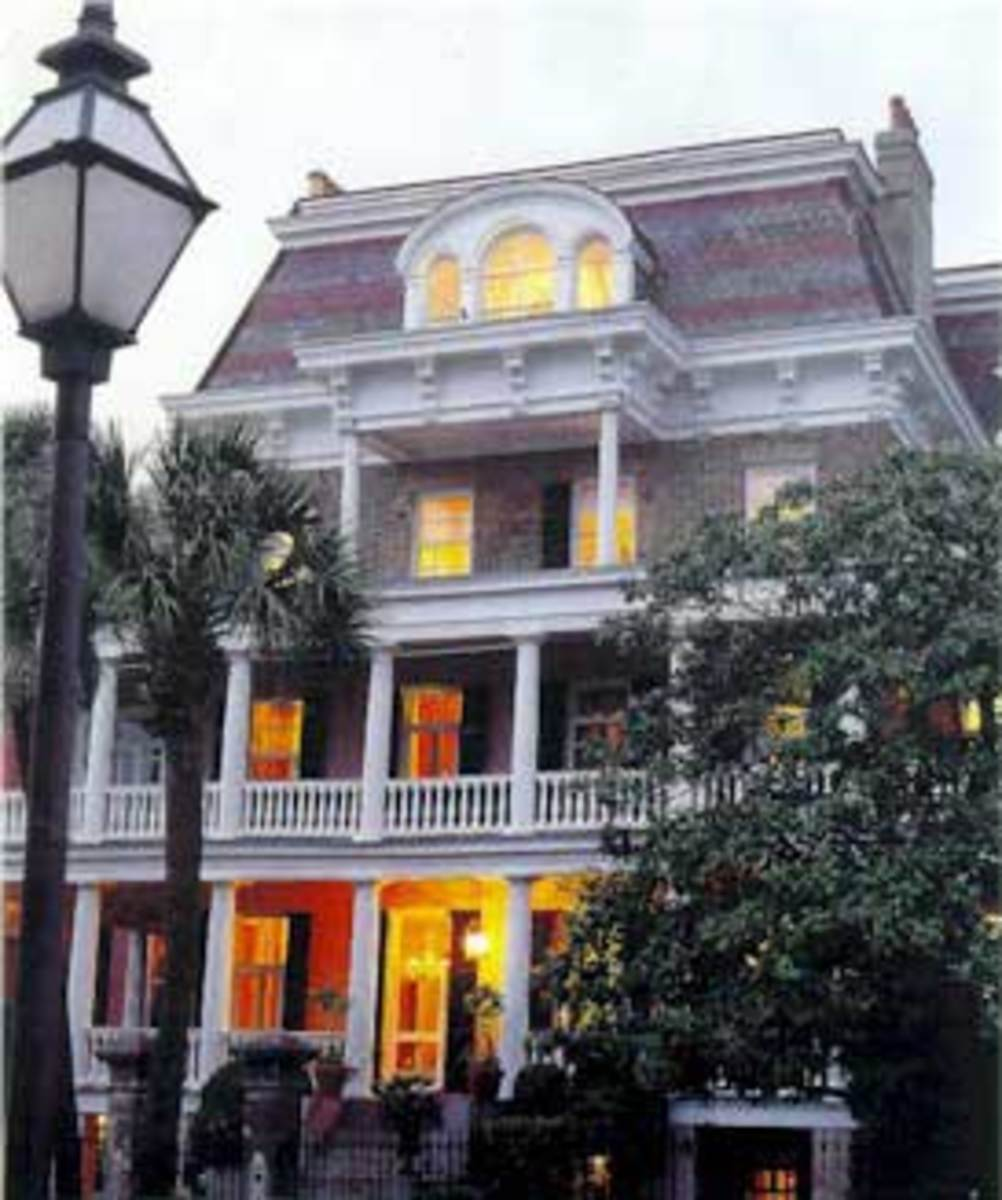 The Battery Carriage Inn , Charleston South Carolina