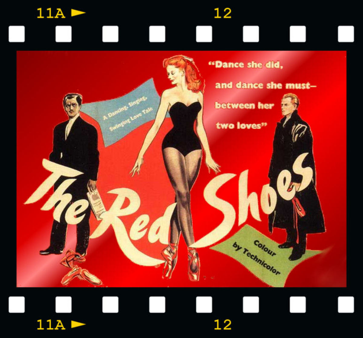 "Remembering ""The Red Shoes"""