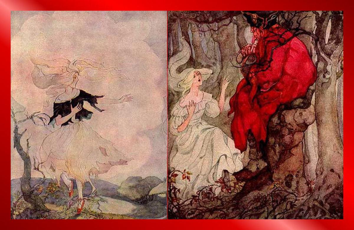 Hans Christian Anderson fairy tale.