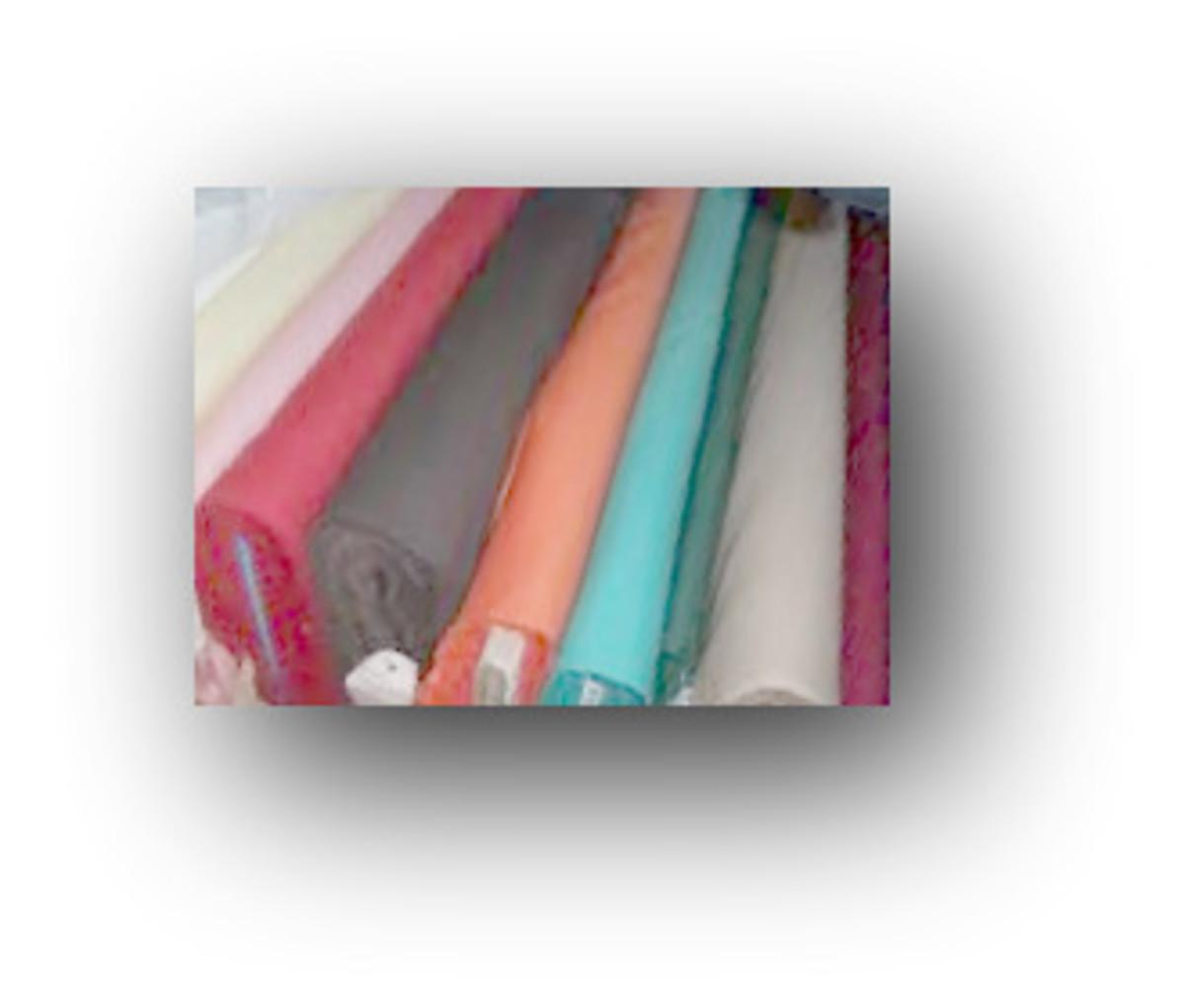 gabardine or twill weave