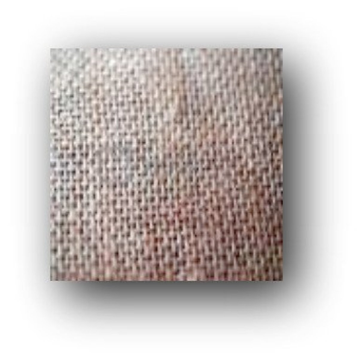 close up of woven fabric