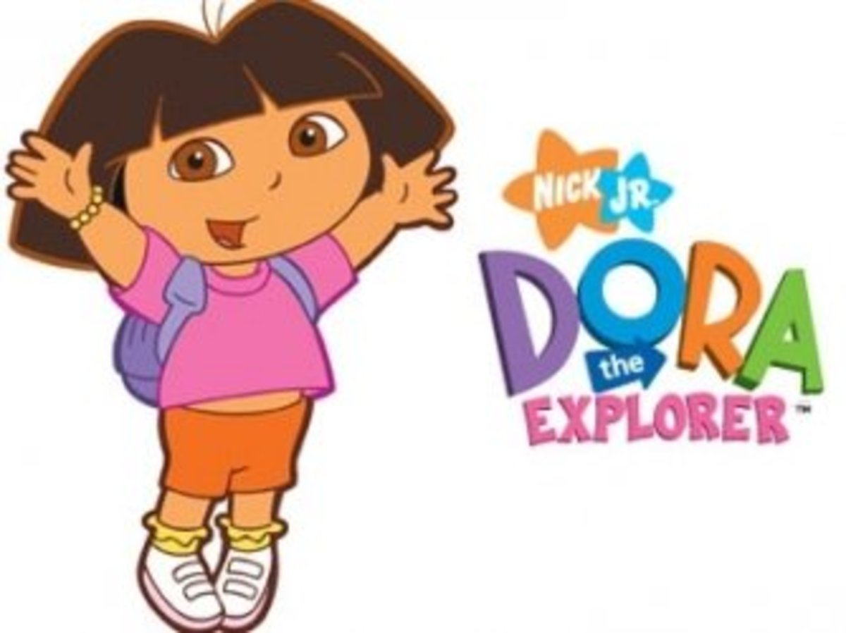 Dora the Explorer: Games, Characters, & Coloring Pages for La Exploradora