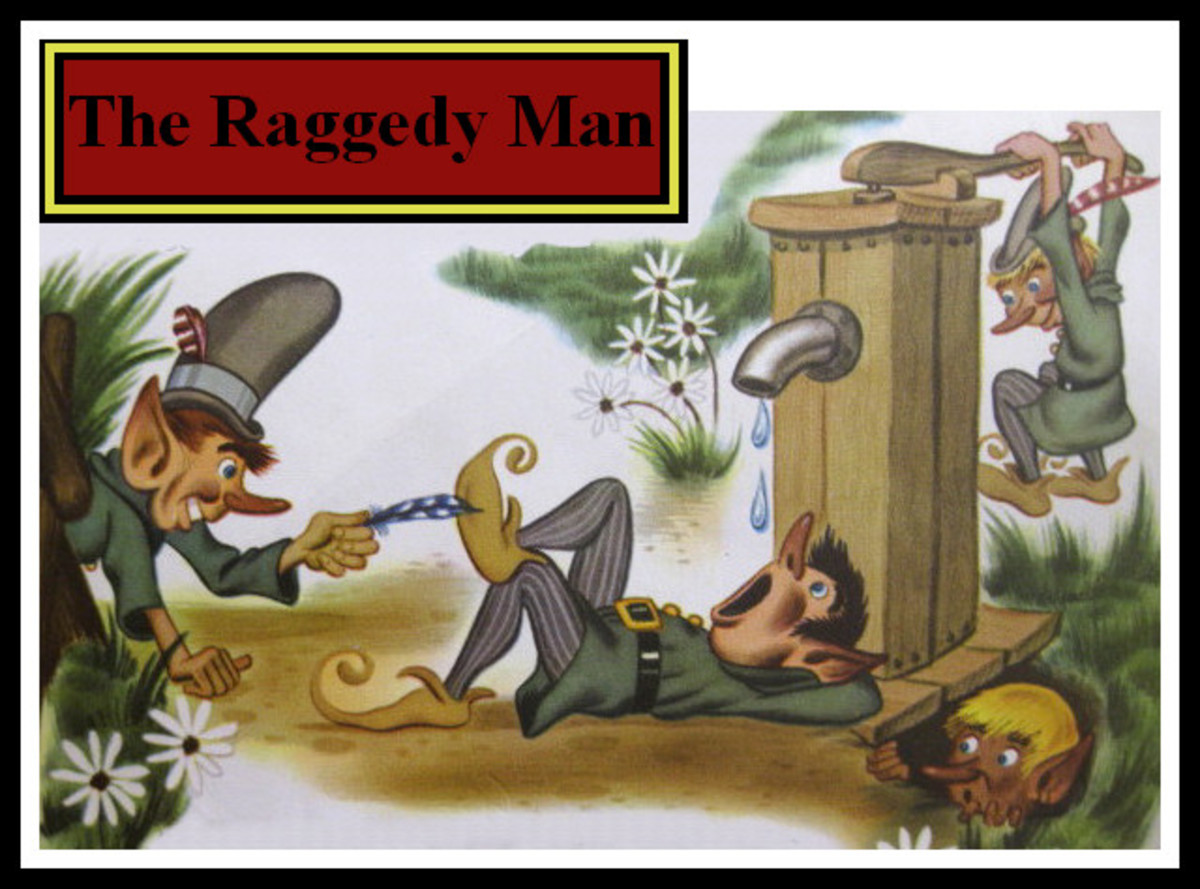 The Elves of the Raggedy Man