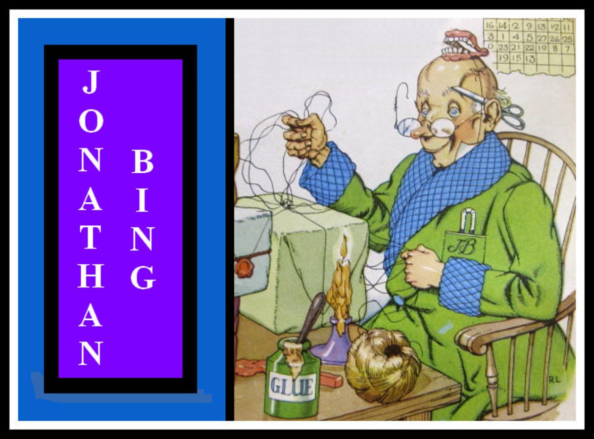 Jonathan Bing needs help...