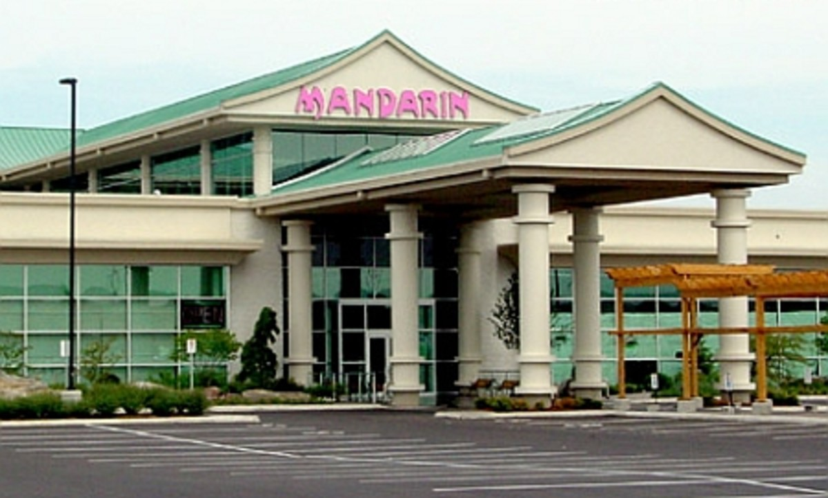 The Mandarin, Brampton