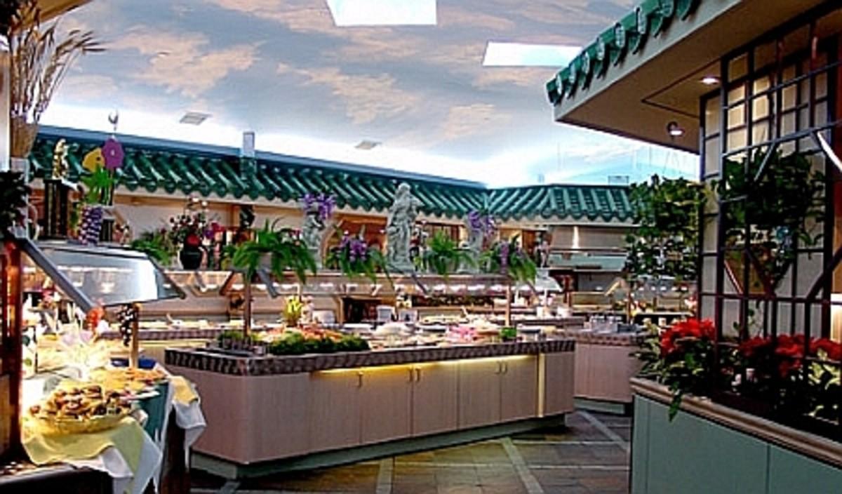 inside The Mandarin, Brampton