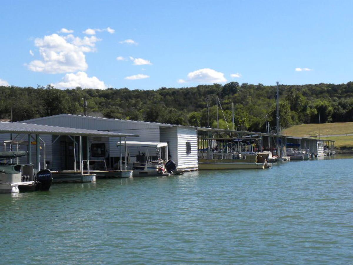 BLORA Marina Belton Lake TX