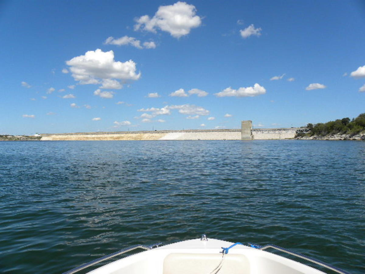 Things to do at lake belton temple tx marinas boating for Lake belton fishing report