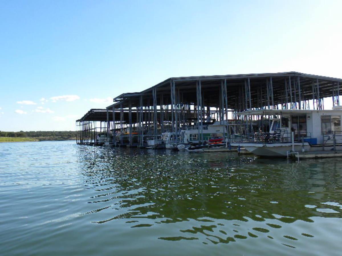 Pier 36 Belton Lake TX