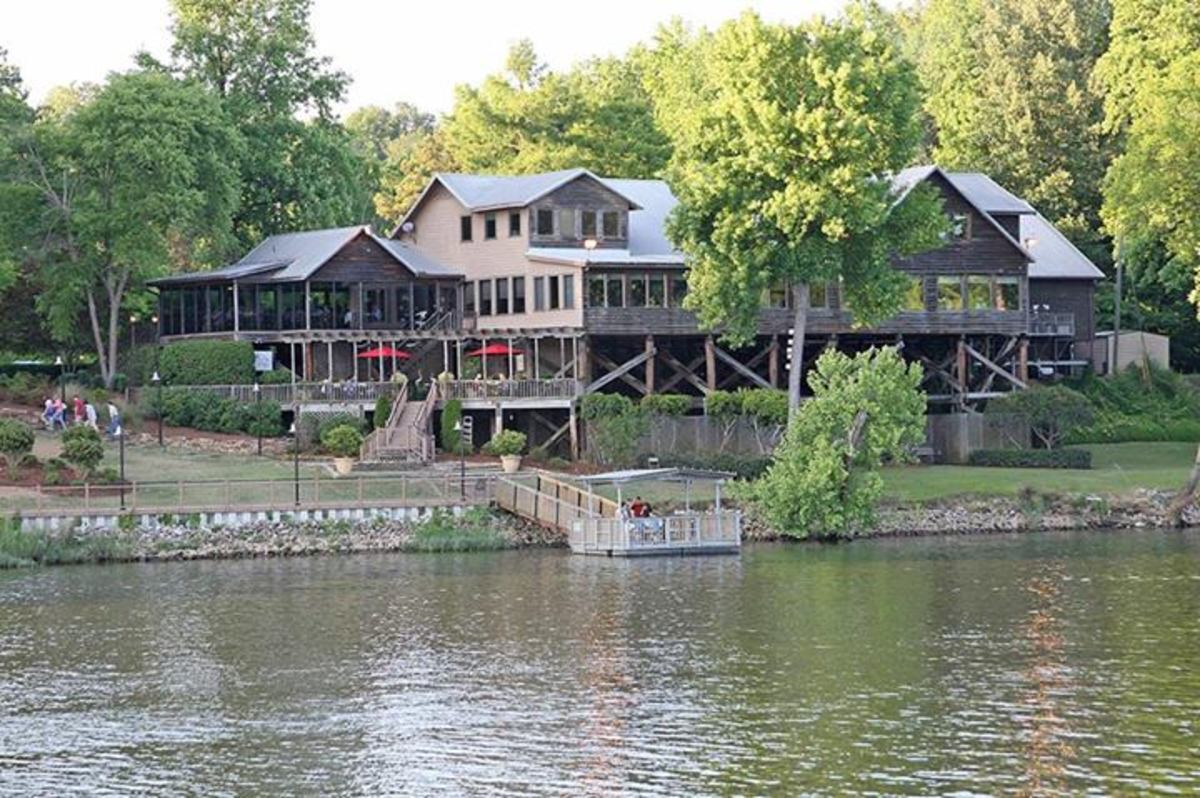 Cypress Inn from the Black Warrior RIver