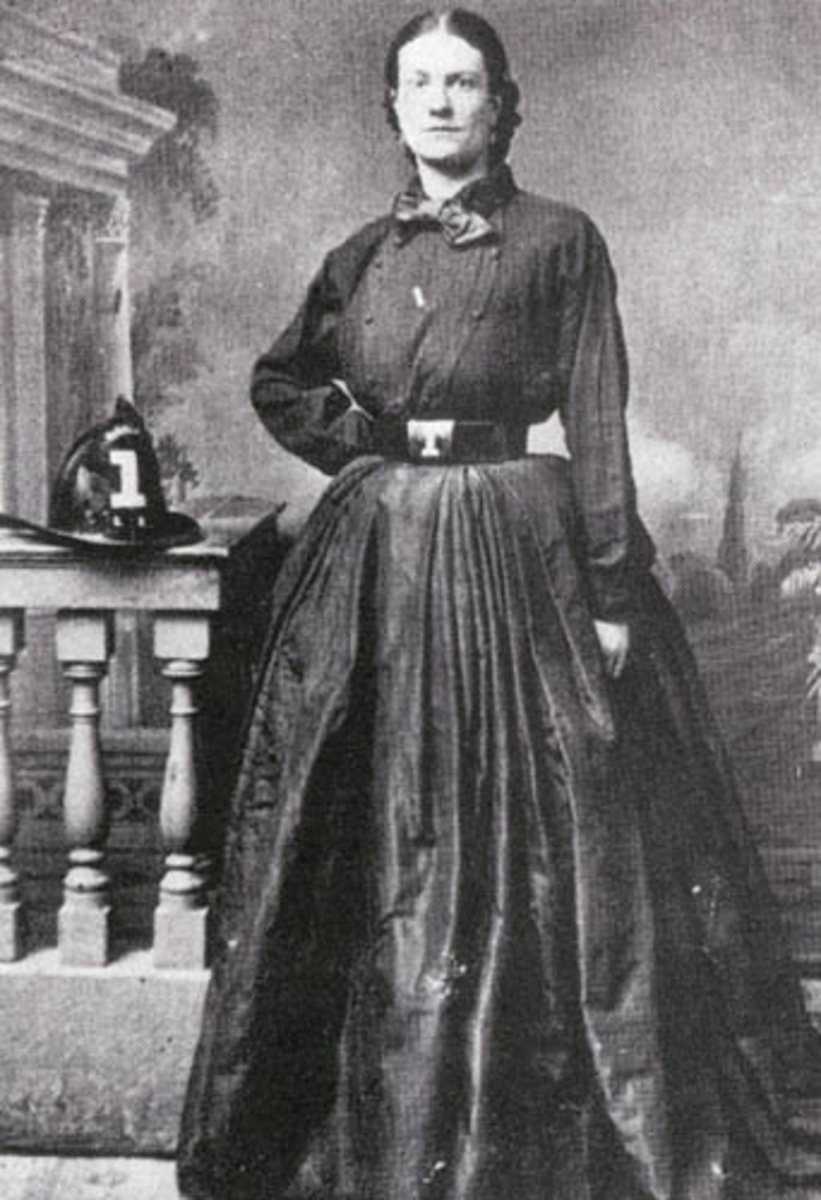 Julia Bulette - Virginia City Madam In The Old West