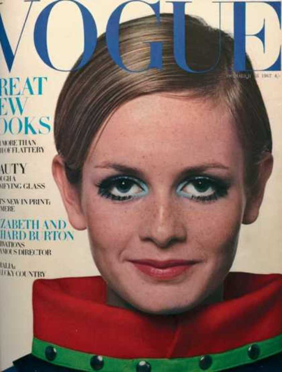 Model: Twiggy October, 1967