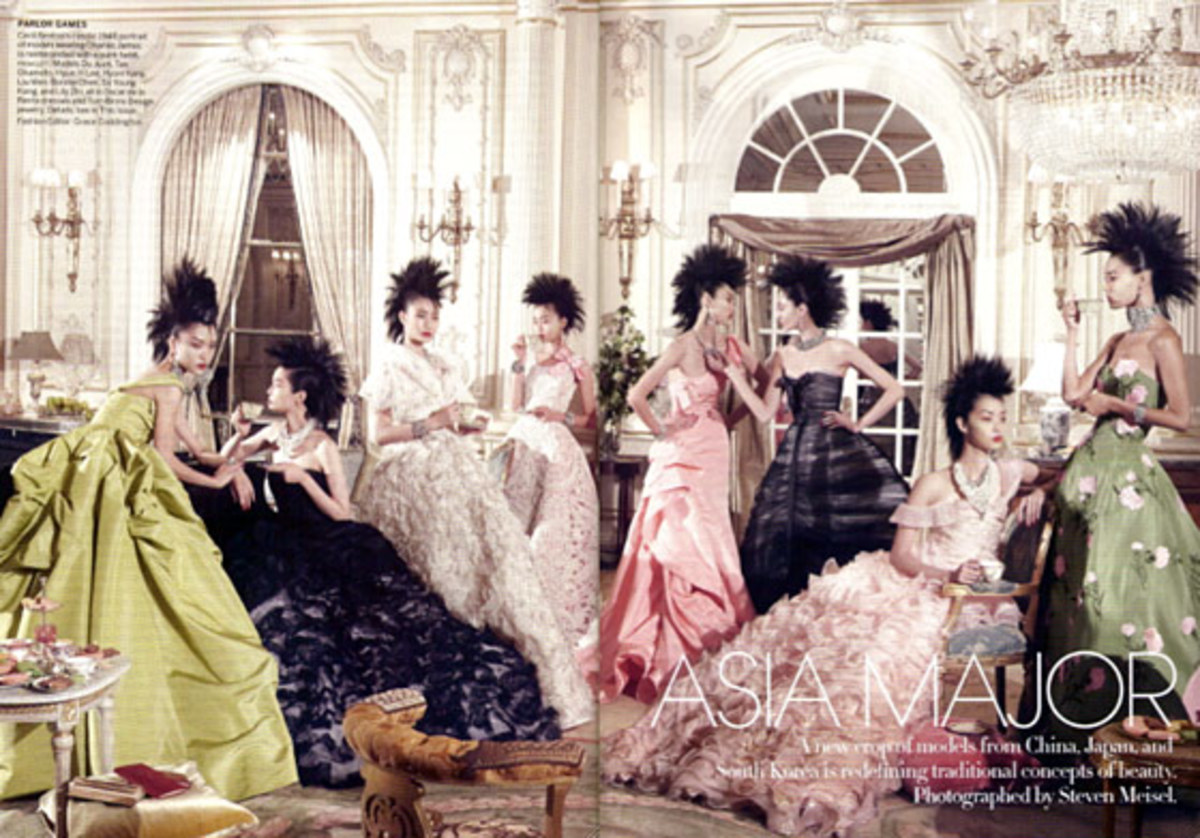 Asia Major Vogue - Dec 2010
