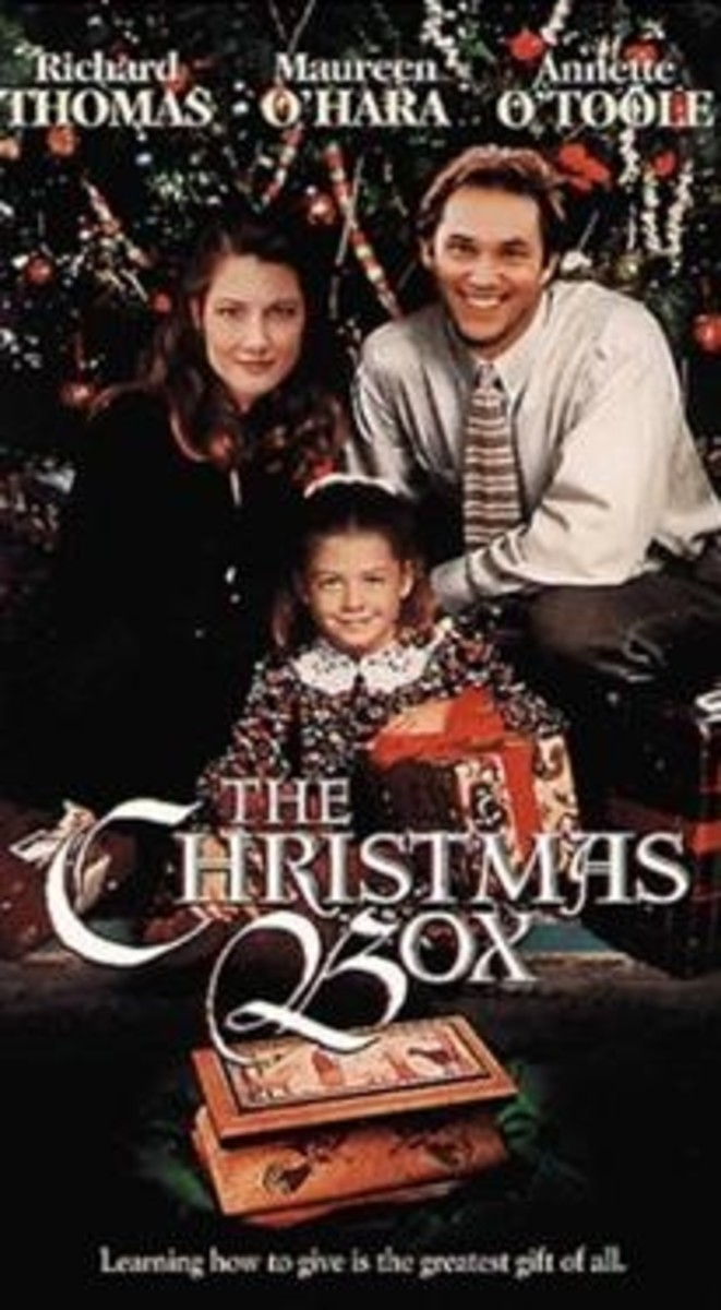 Hallmark's The Christmas Box Movie