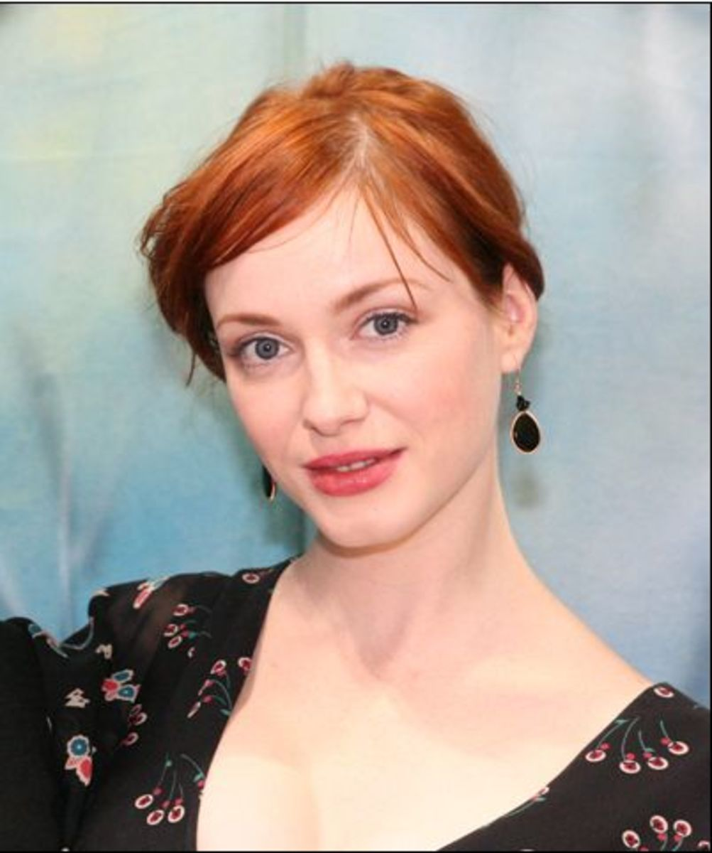 my favourite beautiful redhead actresses with pictures