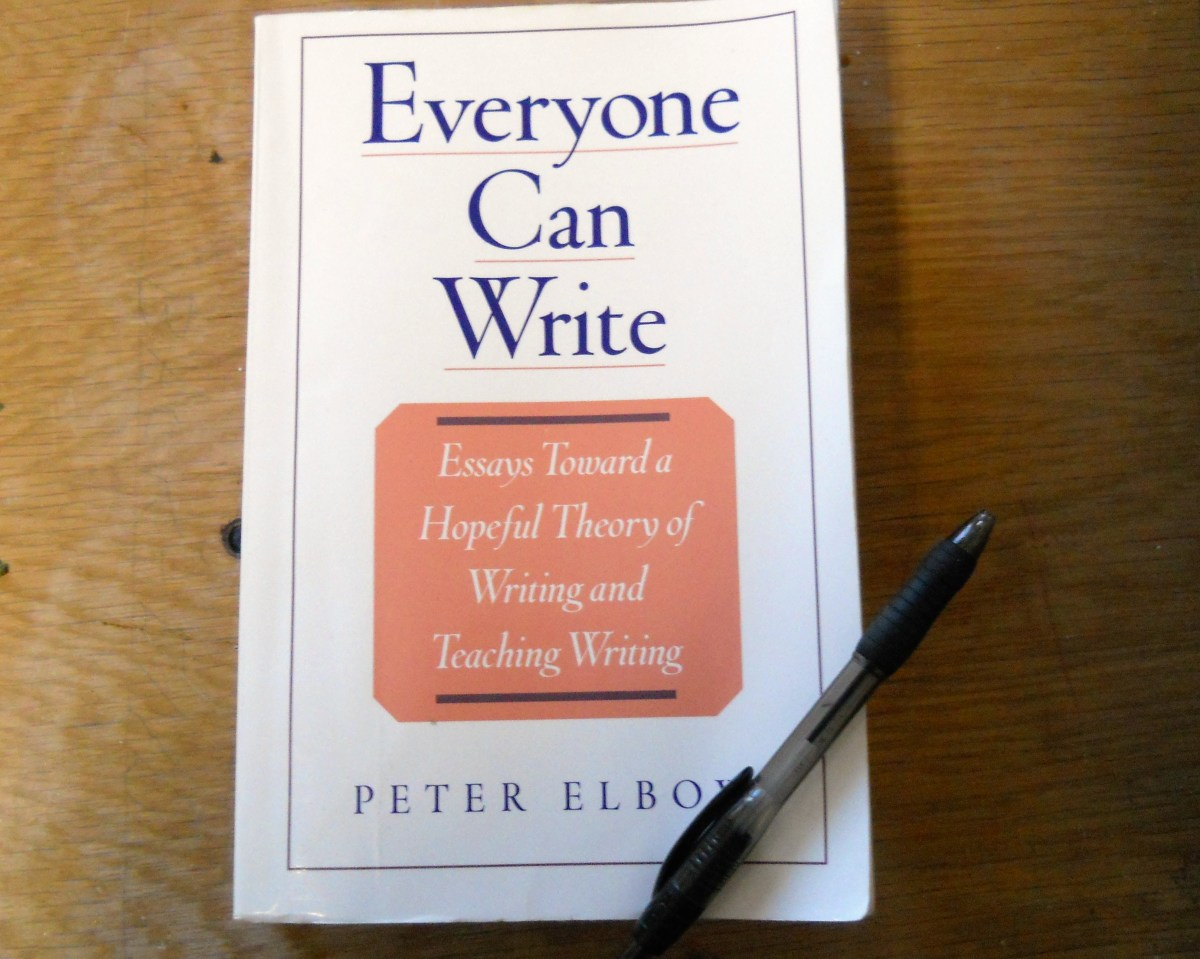 Book Review and Summary of Everyone Can Write by Peter Elbow