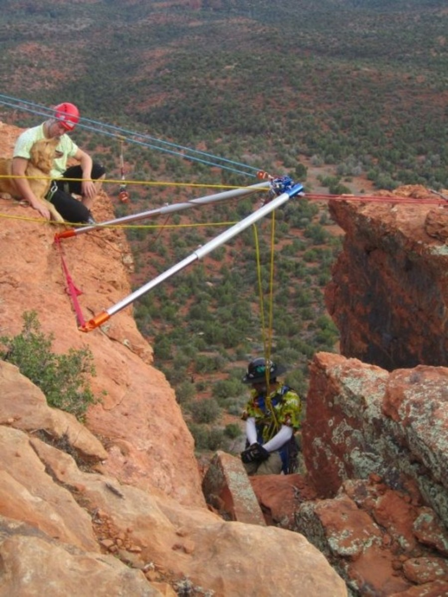 Ropes That Rescue