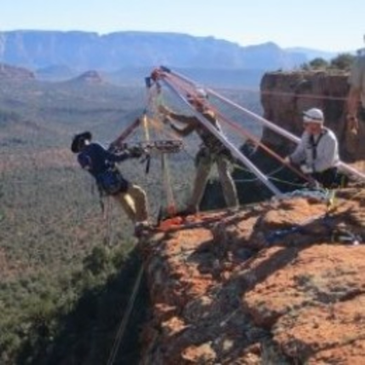 Ropes That Rescue: Arizona Vortex Rigging Class