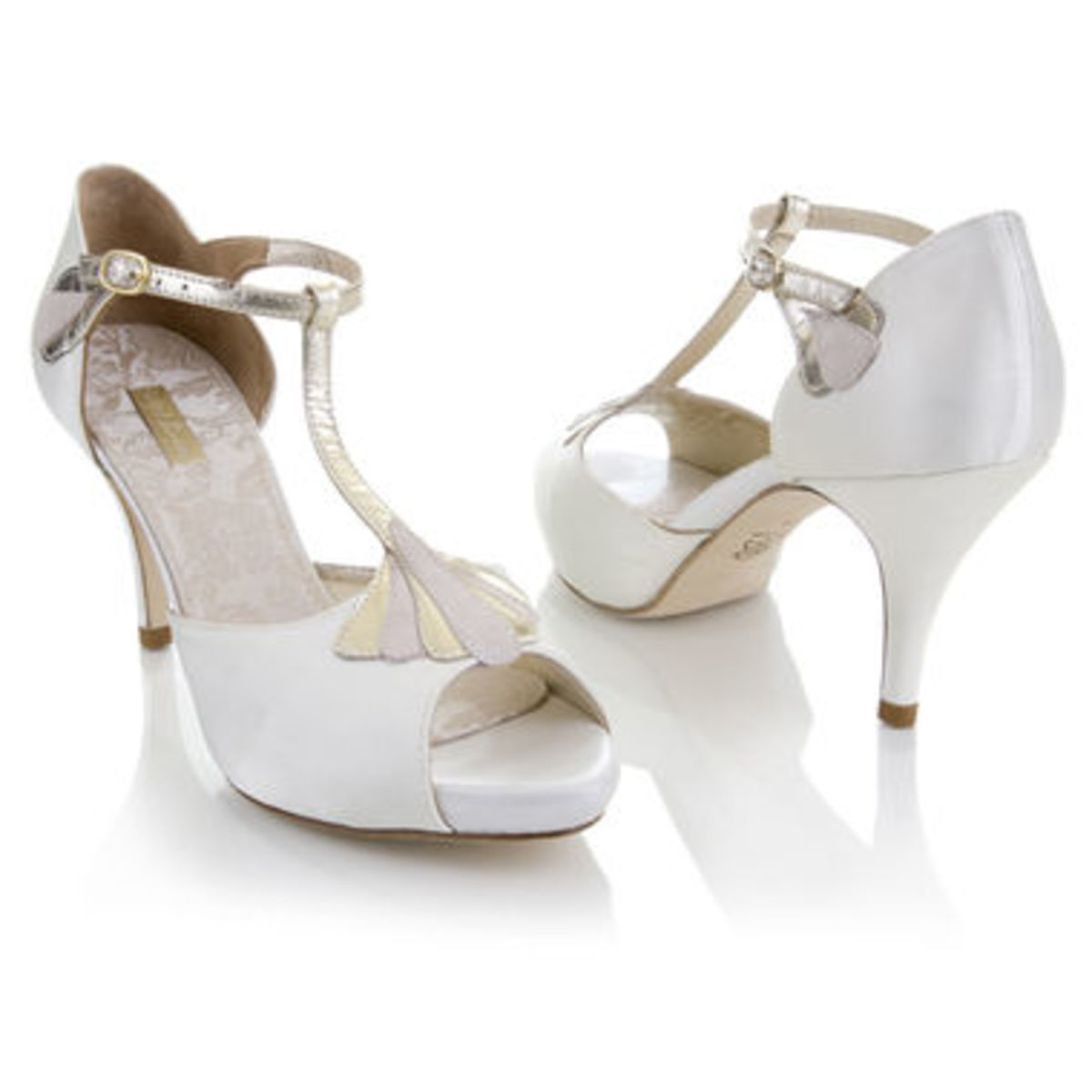 T-strap shoes offer a bit more support for dancing the night away.