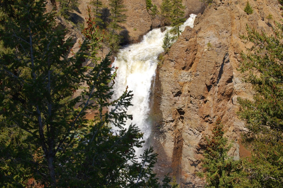 Tower Falls Yellowstone N.P.