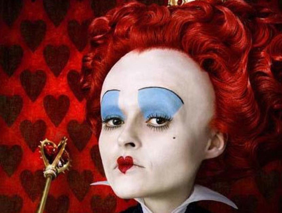 The Red Queen, starring Helena Bonham Carter