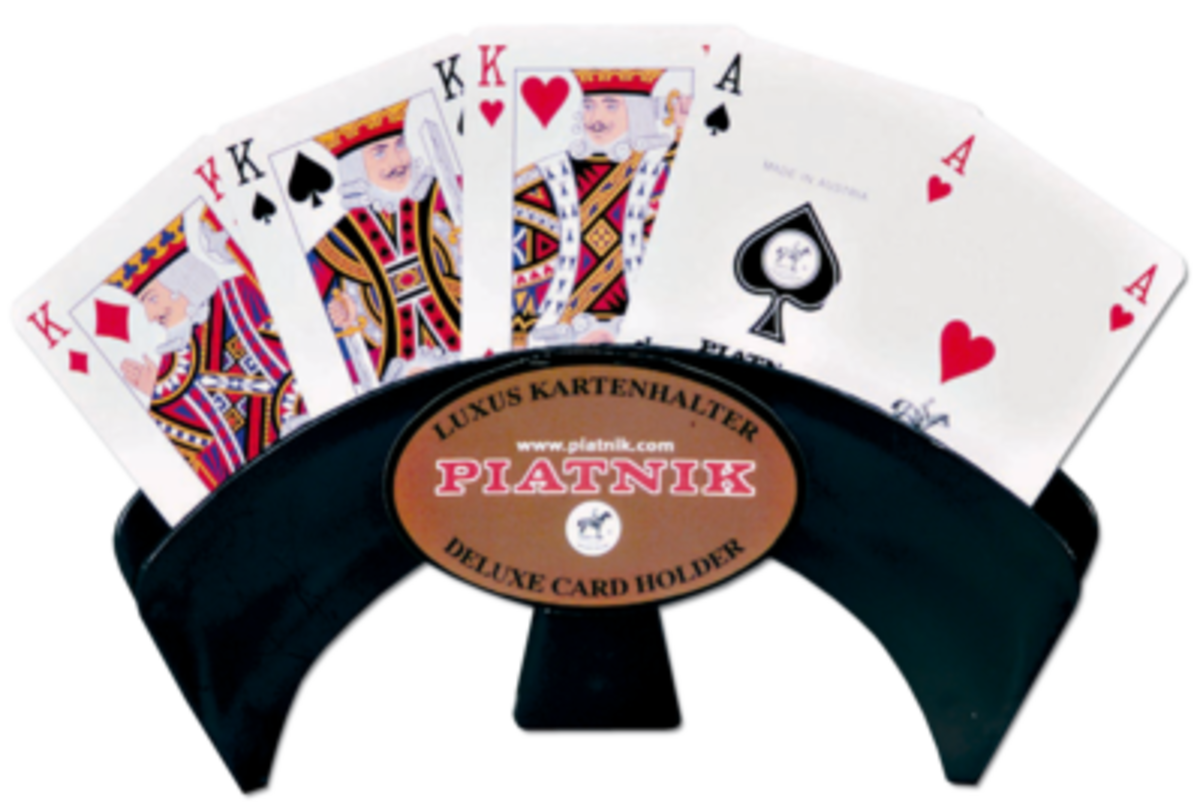 Hand and Foot, the mega-card card game