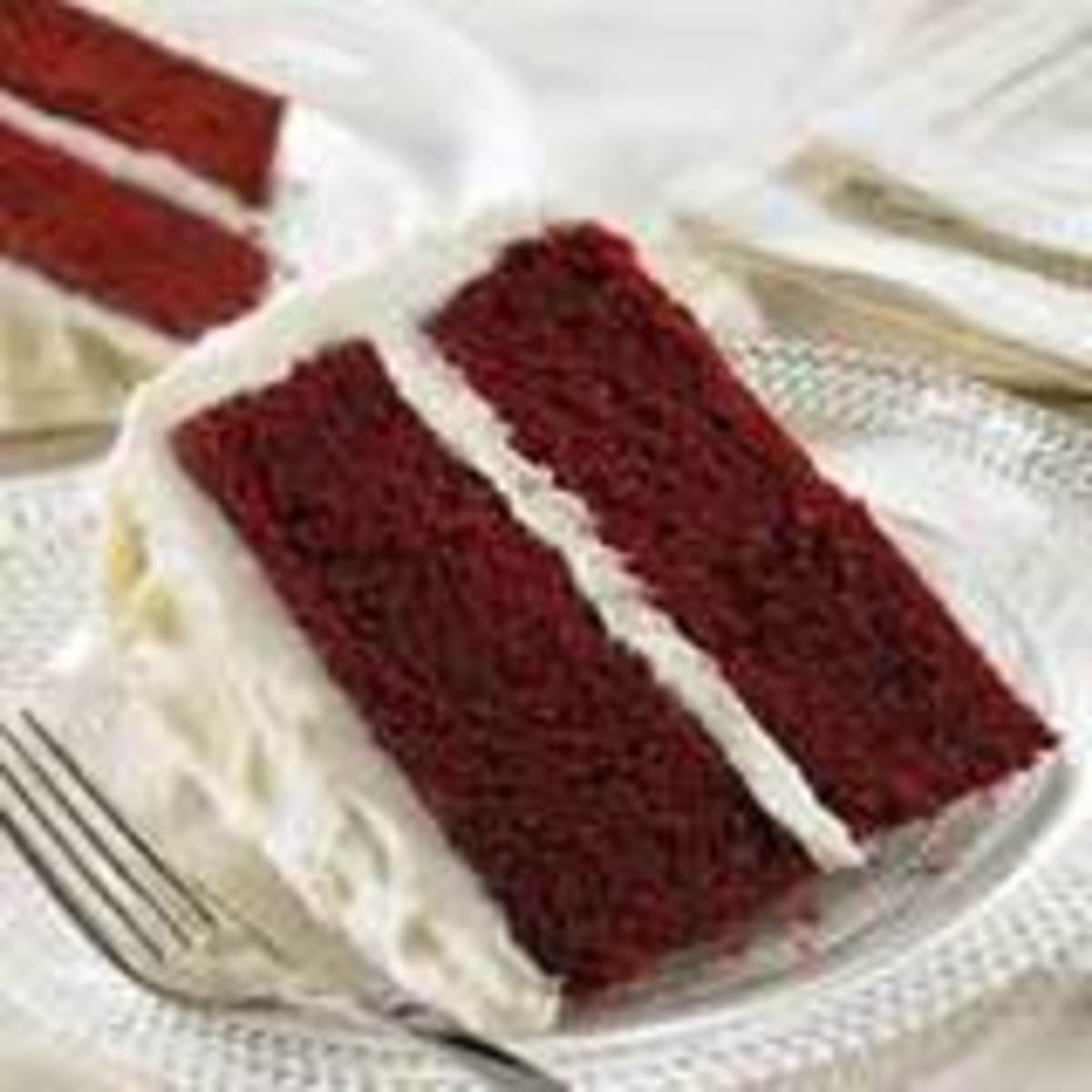The Secret to a Quick Red Velvet Cake