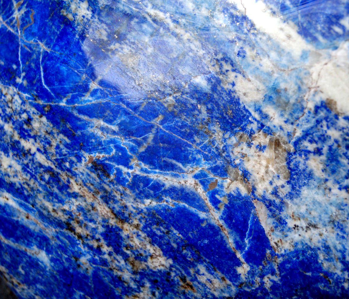 Lapis Lazuli, Afghanistan