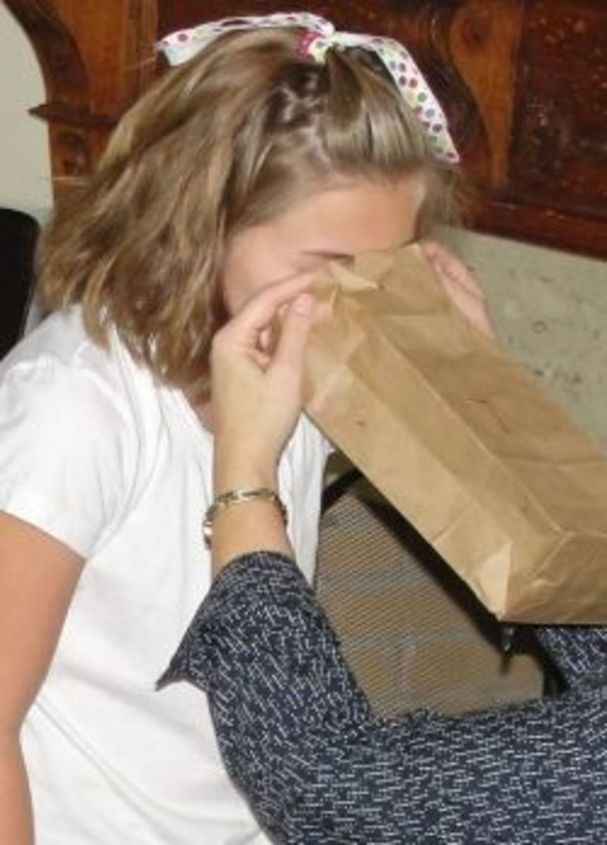 Expose Your Nose (Olfaction) Activity: Guess what is in the bag simply by smelling it