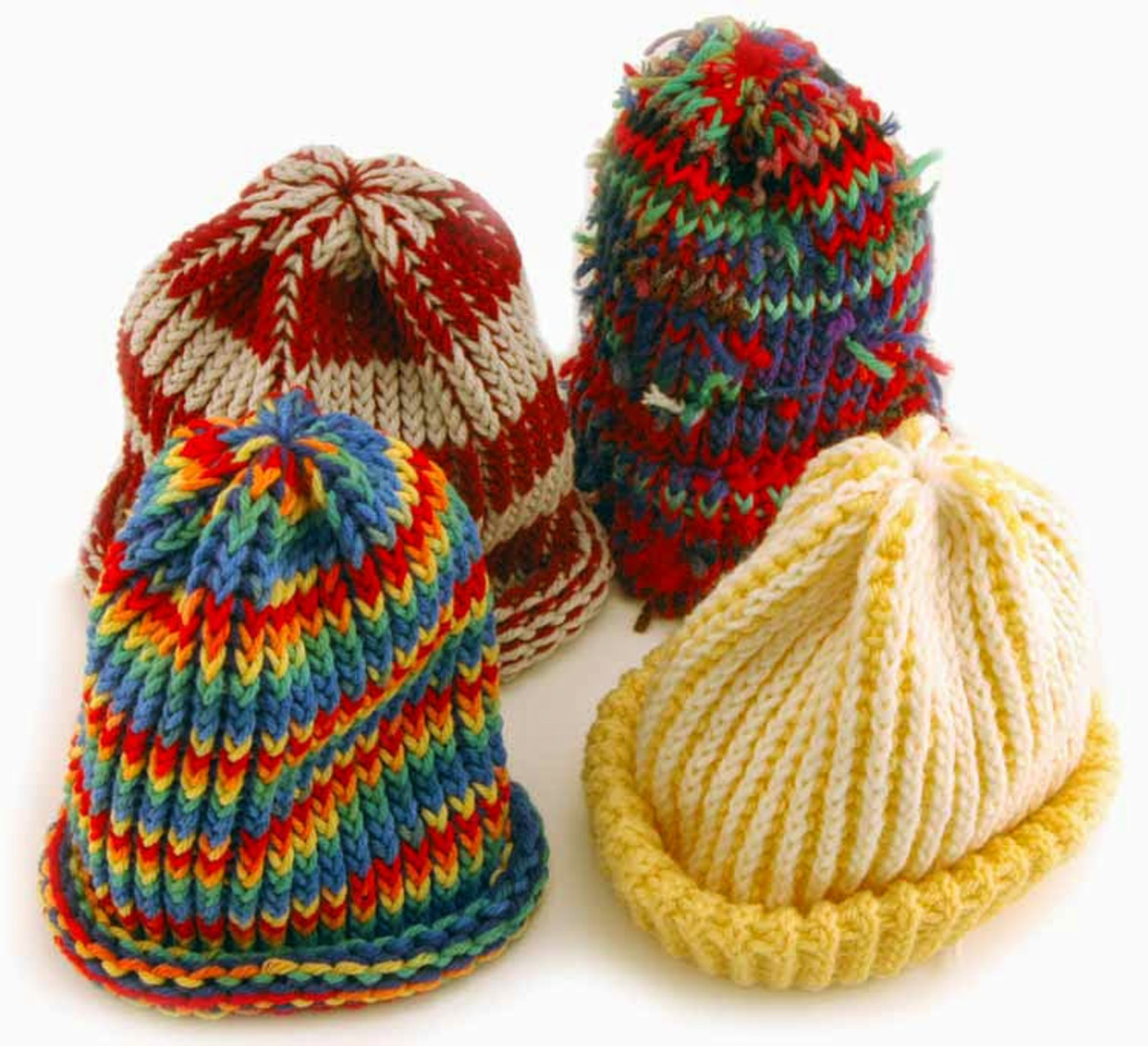 Free Hat Patterns for the Knifty Knitter Loom